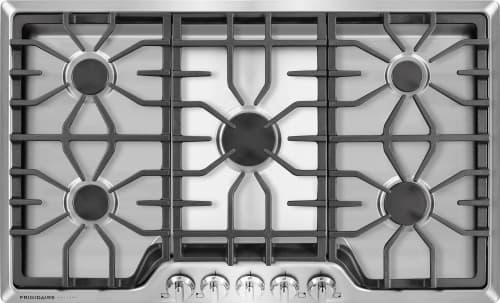 "Frigidaire Gallery Series FGGC3645QS - 36"" Built-In Gas Cooktop in Stainless Steel"