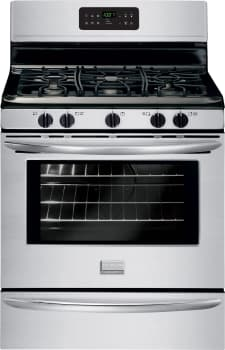 Frigidaire Gallery Series FGGF3030PF - 30 Inch Freestanding Gas Range with 5 Sealed Burners from Frigidaire