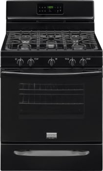 Frigidaire Gallery Series FGGF3035RB - Black Front View