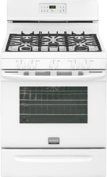 Frigidaire Gallery Series FGGF3035RW - White Front View