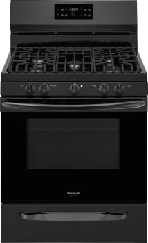 Frigidaire Gallery Series FGGF3036TB - Black Front View