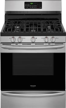 Frigidaire Gallery Series FGGF3059TF - Stainless Steel Front View