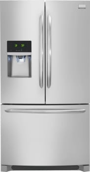Frigidaire Gallery Series FGHB2867TF - Frigidaire's Smudge-Proof™ French Door Refrigerator with 27.7 cu. ft. Capacity