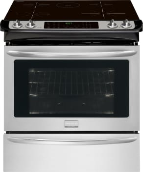 Frigidaire Gallery Series FGIS3065PF - Frigidaire Gallery 30'' Slide-In Induction Range