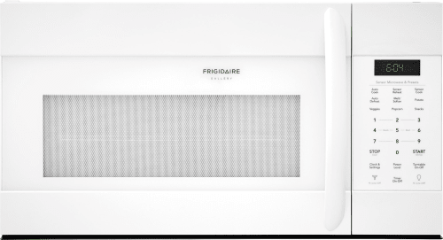 Frigidaire Gallery Series FGMV176NTW - White Front View