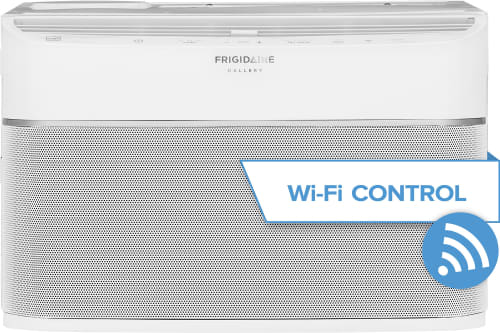 Frigidaire Gallery Series FGRC0844S1 - 8,000 BTU Room Air Conditioner with 224 CFM and Smart App Control