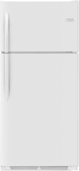 Frigidaire Gallery Series FGTR1837TP - Pearl Front View