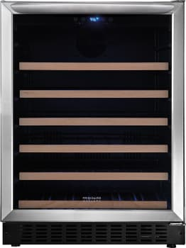 "Frigidaire Gallery Series FGWC4633SS - Frigidaire Gallery 24"" Undercounter Wine Cooler"