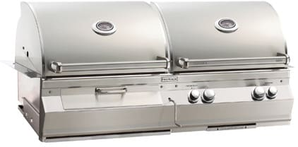Fire Magic Aurora Collection A830I6AAXCB - Aurora Series Combination Gas and Charcoal Grill