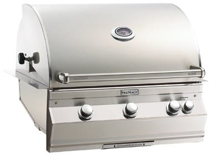 Fire Magic Aurora Collection A660I5L1P - Aurora Digital Grill (Analog Model Shown Here)