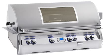 Fire Magic Echelon Diamond Series E1060I4A1PW - E1060i Built-In Grill