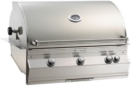 Fire Magic Aurora Collection A790I6L1P - Aurora Digital Grill (Analog Model Pictured Here)