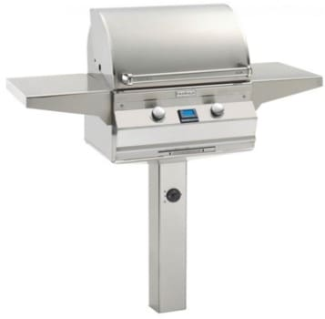 Fire Magic Aurora Collection A430S6L1NG6 - Aurora Series In-Ground Post Mount Grills