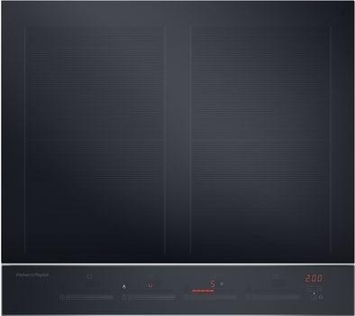 Fisher & Paykel CI244DTB2 - 24 Inch Electric Induction Cooktop from Fisher & Paykel