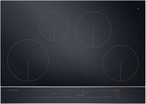 Fisher & Paykel CI304DTB2 - Electric Induction Cooktop from Fisher & Paykel