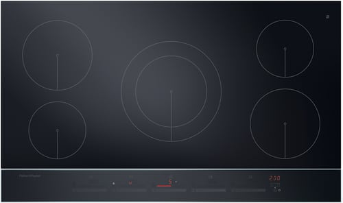 Fisher & Paykel CI365DTB2 - Electric Induction Cooktop from Fisher & Paykel