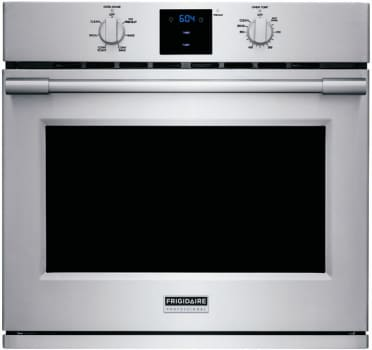 "Frigidaire Professional Series FPEW3077RF - Frigidaire Professional PowerPlus 30"" Single Electric Wall Oven"