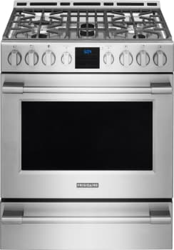 Frigidaire Fpgh3077rf 30 Inch Freestanding Gas Range With