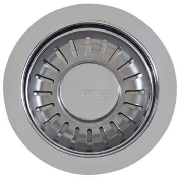 Franke 906 Sink Strainer Basket Chrome