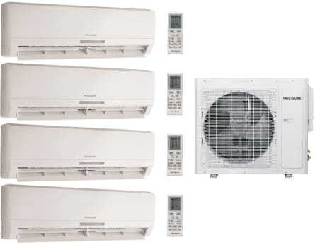 Frigidaire FRIG3611 - 4 Room Mini Split System