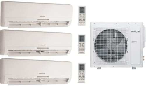 Frigidaire FRIG3612 - 3 Room Mini Split System