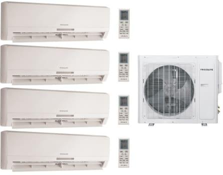 Frigidaire FRIG3614 - 4 Room Mini Split System