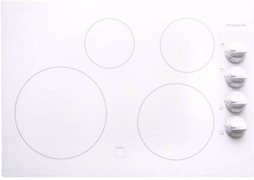 Frigidaire FFEC3025LW - 30-in. Electric Cooktop-White