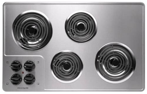 Frigidaire FFEC3205L - 32-in. Electric Cooktop-Stainless Steel