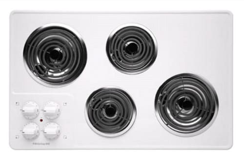Frigidaire FFEC3205LW - 32-in. Electric Cooktop-White