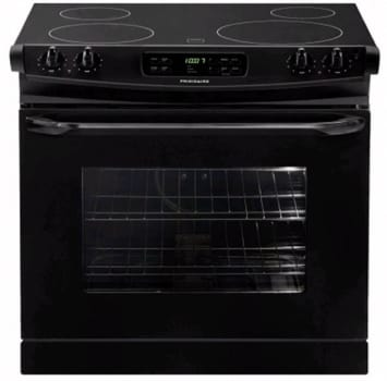 Frigidaire FFED3025LB - 30-in. Drop-In Electric Range-Black