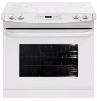 Frigidaire FFED3025LW - 30-in. Drop-In Electric Range-White