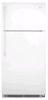 Frigidaire FFTR1814LW - 18.2 cu. ft. Top Freezer Refrigerator-White