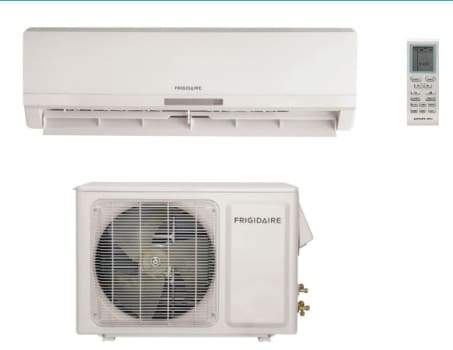Frigidaire FFMS221SQ2 - Ductless Mini-Split Air Conditioner from Frigidaire