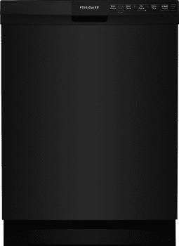 Frigidaire FFBD2412SB - Black Front View