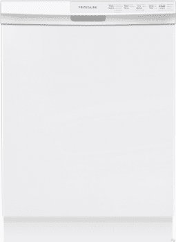 Frigidaire FFBD2412SW - White Front View