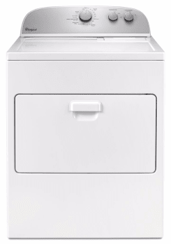 Whirlpool WED4916FW - Front View