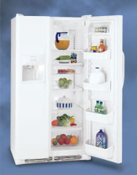 Frigidaire FRS3R4EB - Closed View