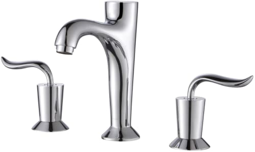 Kraus Coda Series FUS13803 - Chrome