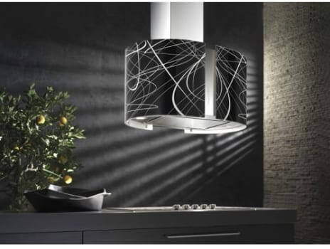 Futuro Futuro Murano Echo Collection IS27MURECHO - Murano Echo LED Island Hood