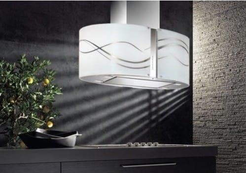 Futuro Futuro Murano Serenity Series IS34MURSERENITYLED - Futuro Futuro Murano Serenity Series Hood