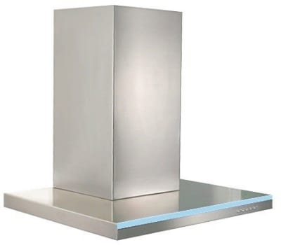 Futuro Futuro Streamline Series WL24STREAMLINEBLU - 24 Inch Streamline Blue Wall Hood