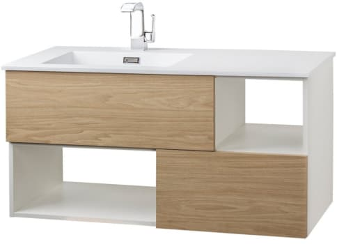 Cutler Kitchen & Bath Sangallo FVCAST42 - Front View