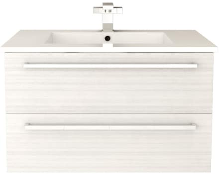 Cutler Kitchen & Bath Silhouette FVWCHOCOLATE30 - White Chocolate Front View