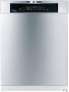 Miele LaPerla II Series G2832SCI - Stainless Steel Control/Door Panel