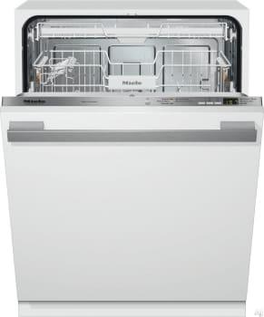 Miele Futura Classic Plus Series G4970SCVI - Fully Integrated Futura Series Classic Plus Dishwasher