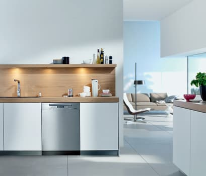 Miele Futura Dimension Series G6305SCUS - Stainless Steel Lifestyle