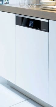 Miele Futura Lumen Series G6505SCI - Panel Ready Built-in Dishwasher with Full Control Console