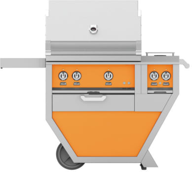"Hestan GMBR30CX2OR - 48"" deluxe Grill"