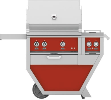 """Hestan GMBR30CX2RD - 48"""" deluxe Grill"""