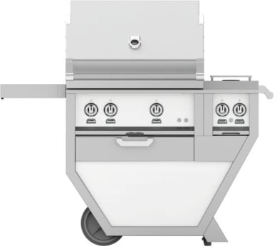 "Hestan GMBR30CX2WH - 48"" deluxe Grill"